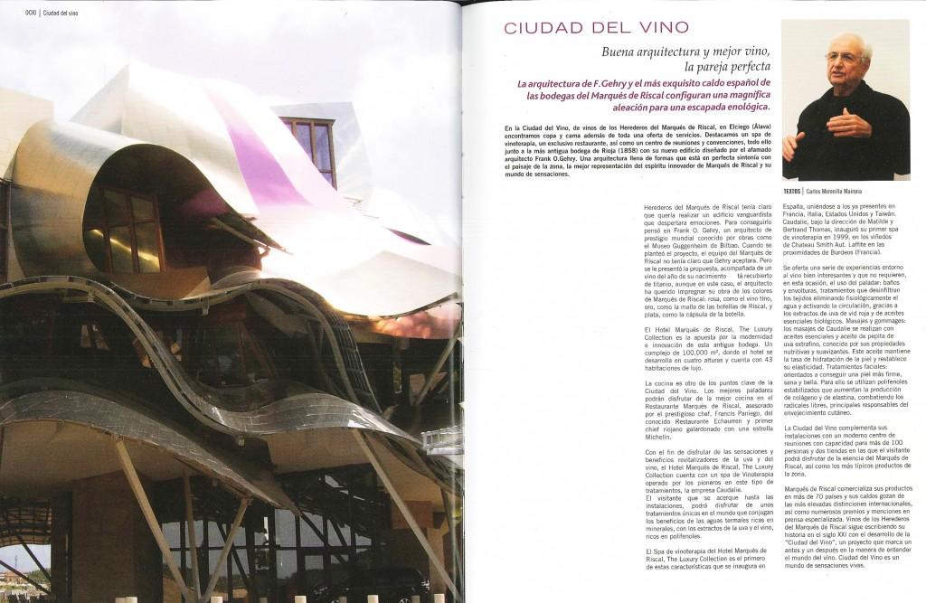 Ciudad del Vino b