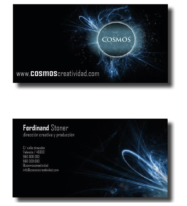 cosmoscreacard