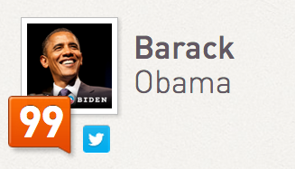 Klout-Obama