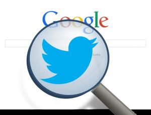Alianza Google Twitter