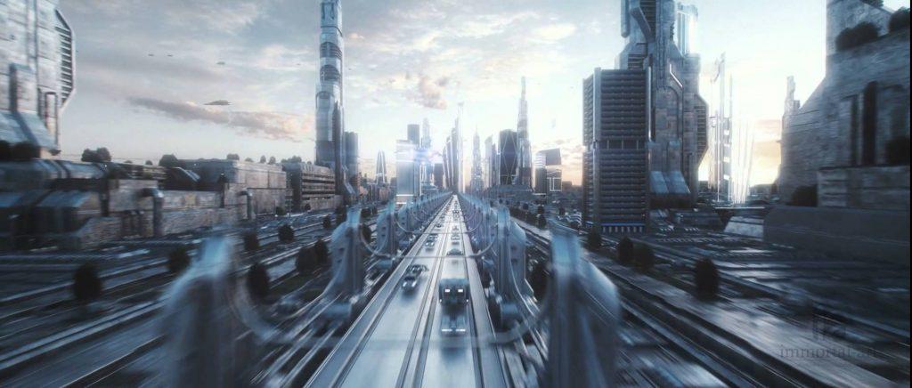Tecno futurismo - FutureCity - Lima 2114