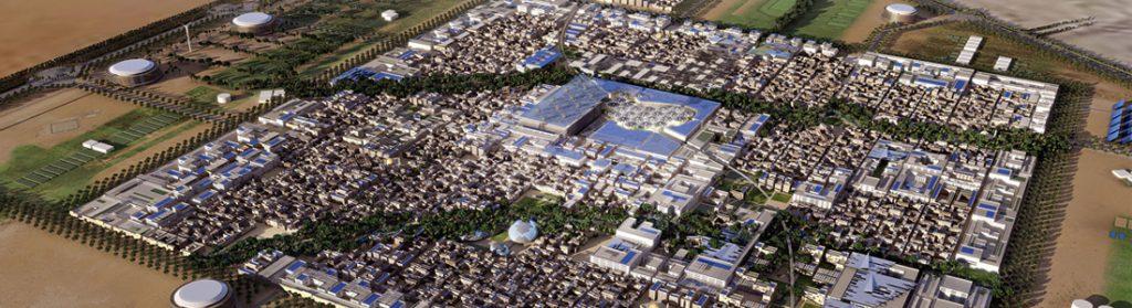 Masdar 2006 - Foster+Partners