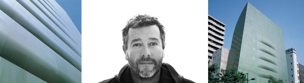 Diseñador Philippe Starck - Le Baron Vert Osaka