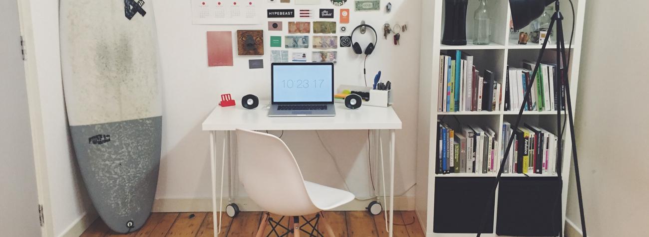 Mi hogar es mi oficina - Julia Garcia Muñoz